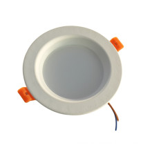 Three Color Temperature Changeable Ceiling LED Downlight Light 7W