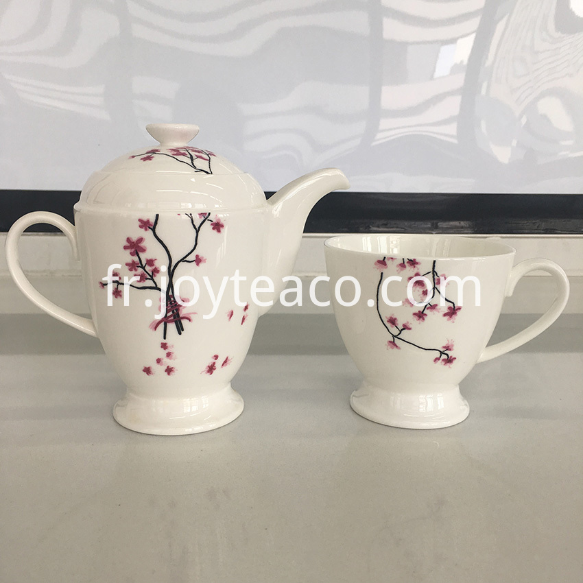 Ceramic Pot and Cup