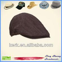 Casquillo y sombrero elegantes del casquillo / del sombrero de la Pato-Lengua del invierno, LSC51