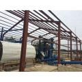 Pneu usagé à haute production réutilisant la pyrolyse à l'usine d'huile pour la vente Zhengzhou