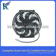 Accesorios automotrices 80w auto ventilador de refrigerador electrónico