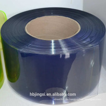 Buntes transparentes weiches PVC-Vorhang-Blatt / Rolle / Matte