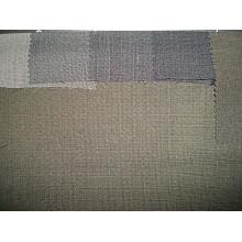 Paño de polieter de lana Tela sólida