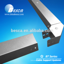 Goulotte de câble de BESCA chinois pour la protection de fils électriques