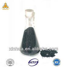 traitement des eaux usées charbon actif