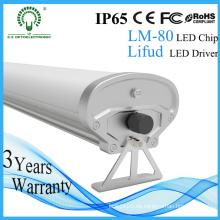 Tipo de conexión 0.6m 1.2m 1.5m IP65 Tri-Prueba de iluminación LED