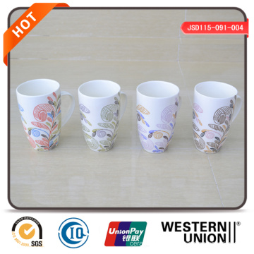 Nova caneca de café de osso China (JSD115-091-004)
