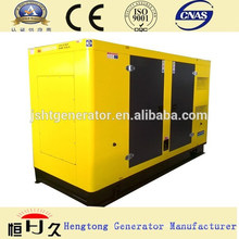 360KW VOVLO Silent Generator Set Hersteller