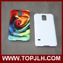 Sublimation 3D pleine grandeur d'impression Phone Case pour Samsung Galaxy S5
