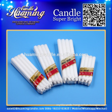 High Quality Religious Candle white candle
