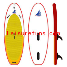 stiff inflatable windsup Paddleboard