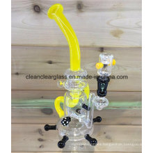 Manufacturer of High Quality Handblown USA Borosilicate Glass Water Pipe Smoking Pipe Oil Rig