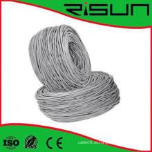 Cable rentable del cable de datos de Cat5e Cable de UTP con Ce / RoHS / ETL aprobado