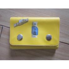 PVC-Leder-Karten-Tasche (hbpv-70)