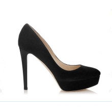 Pop Classical Fasion High Heeled Ladies Shoes (Y 101)