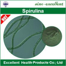 100% reines Spirulina-Pulver