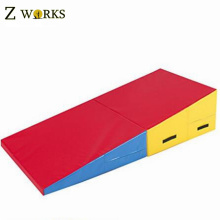 Arcadia Children Indoor Soft Play Area Incline Mat For Children's Play For Sale