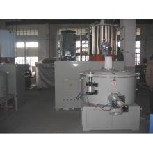 Machine d'unité de mélangeur en bois en plastique