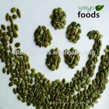 Qualidade superior brilho pele sementes de abóbora grau A