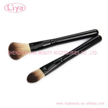 High end cosmetic brush set with cosmetic holder make up brush
