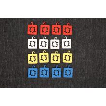 Promotional clip for socks
