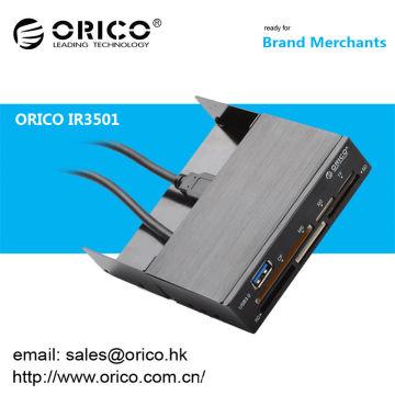 ORICO IR3501 Desktop Lector de tarjetas de disquete frontal