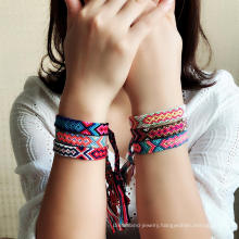 Good Selling Neo-gothic Style Bezel Setting Inlay Technology Coffee Color Bracelets & Bangles