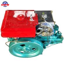 130ED dual cycle start weifang motor diesel fabricación motor 22 hp