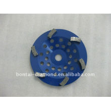 diamond grinding disc for surface preparation