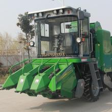 machine de récolte de maïs automotrice