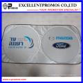 Popular personalizado logotipo impresso ar bolha Nylon Car Sunshade (EP-CS1018)