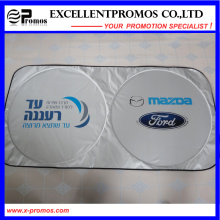 Werbeartikel Double Circle Polyester Car Sunshade (EP-CS1015)