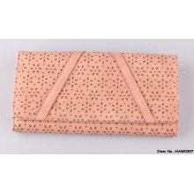 2015 New Leather Wallet for Lady (HAW0397)