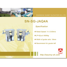 Aufzugs-Teile-Sicherheitsgetriebe (SN-SG-JAQ4A)