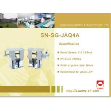 Equipo de seguridad de piezas de ascensor (SN-SG-JAQ4A)