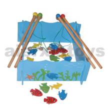 Wooden Fishing Game (80194)