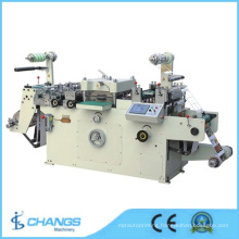 Hsm-420 Automatic Self Adhesive Label Die Cutting Machine