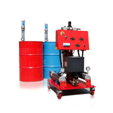 High pressure PU polyurethane insulation spray foam machine