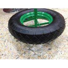Rubber Air Wheel (400-8)