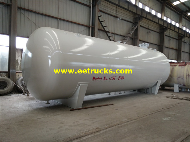 ASME 50000L Propane Storage Tanks