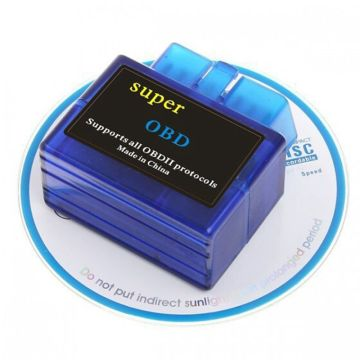 Prend en charge l'Interface ELM327 Obdii tous les protocoles OBD2 Scanner