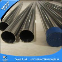 ASTM A249 TP304 Tuyau en acier inoxydable soudé