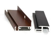 OEM supplier anodized solar panel mounting aluminium rail / aluminium extrusion solar panel frame for solar panel