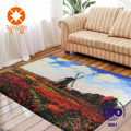 Landscape Painting Printed Wall Decoration Carpet