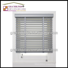 50mm slats ,ladder tape,cord control,high profile metal headrail ,fan window blinds
