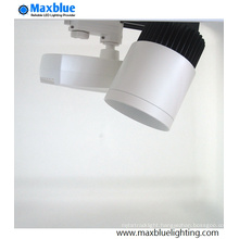 30W Short Neck Design Ceiling LED Track Lighting for Small Space