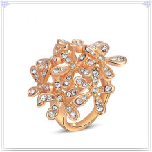 Crystal Jewelry Accessoires de mode Alloy Ring (AL0011RG)