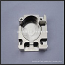 Piezas de maquinaria de fundición a presión de aleación de aluminio a medida