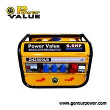 Generator 2014 European Market Three Phase 5kVA Permanent Mmagnet Generator
