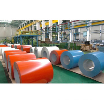 Farbe Stahl-Coils für den Aufbau von Dach